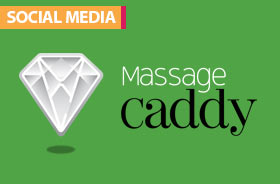 Massage Caddy