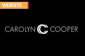 Carolyn Cooper – Website