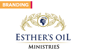 Esther's Oil Ministries – Branding