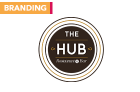 The Hub | Restaurant & Bar – Branding