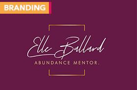 Elle Ballard – Branding