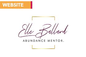 Elle Ballard – Web Design