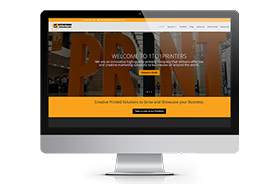 1to1Printers – Web Design