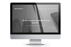 Market Boosters Inc – Web Design