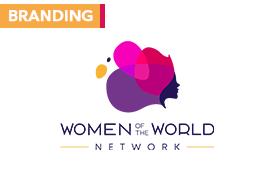 Women of The World Network – Rebrand