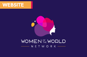 Women of The World Network – Web Design