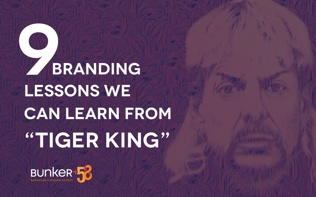 "9 Branding Lessons We Can Learn From ""Tiger King"""