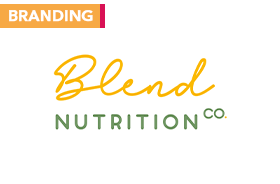 Blend Nutrition Co. – Rebrand