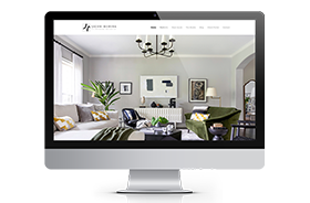 Jacob Medina Interior Design – Web Design