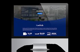 FuelHub – Web Design